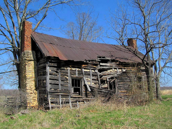 Refinance old house