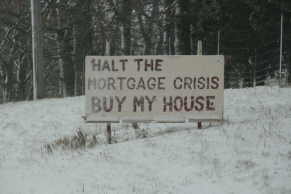 Halt the mortgage crisis