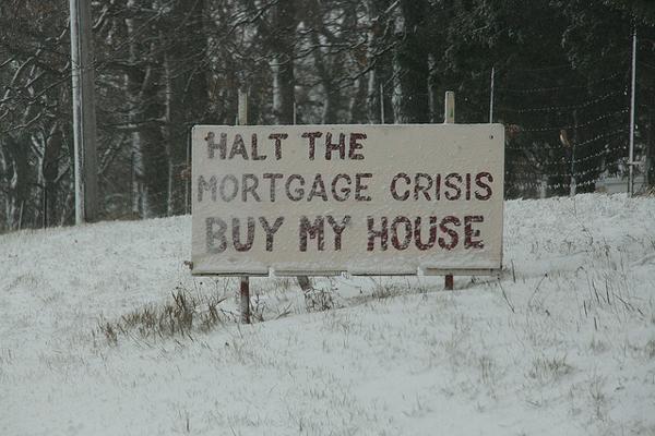 Halt the mortgage crisis