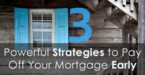 mortgage payment strategies