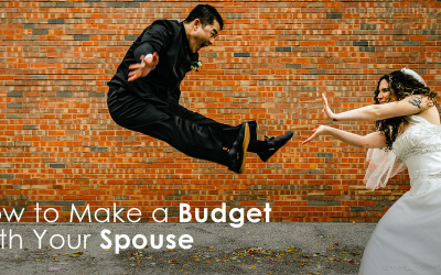 How to Make a Budget With Your Spouse