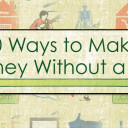 10 Ways to Make Money Without a Job [Infographic]
