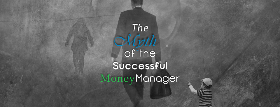 The Myth of the Successful Money Manager [infographic]