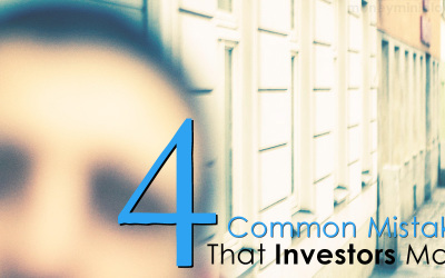 4 Common Mistakes That Investors Make