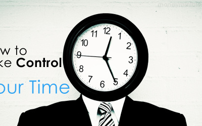 What's Stealing Your Time? Here's How to Take Control