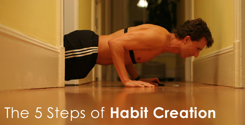 How to create good habits