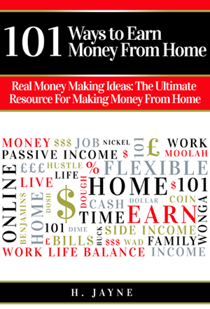 101 Ways to Make Money From Home (Book Review)
