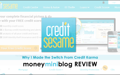 Credit Sesame Review – Why I Made the Switch From Credit Karma