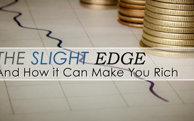 The Slight Edge and How it Can Make You Rich