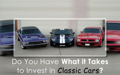 Do You Have What It Takes to Invest in Classic Cars?