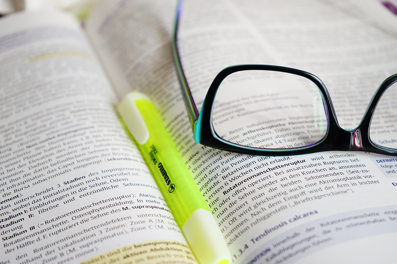 highlight and underline to read more books