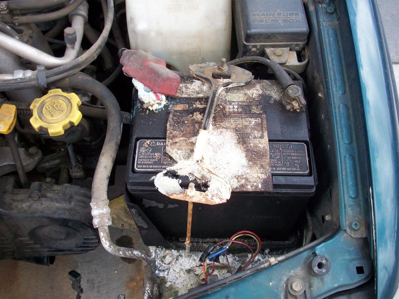 At home car repairs