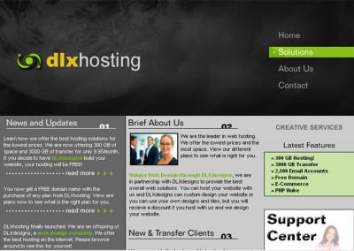 DLXhosting