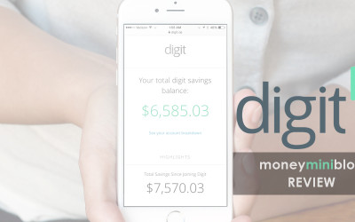 Digit Review: The Easiest Way to Save Money Ever