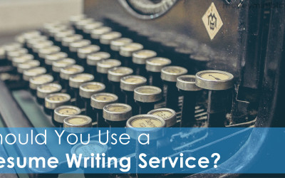 Should You Use a Resume Writing Service?  (And the Importance of a Resume)