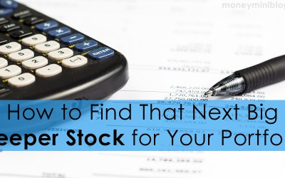 How to Find That Next Big Sleeper Stock for Your Portfolio