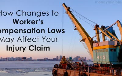 How Changes to Worker's Compensation Laws May Affect Your Injury Claim