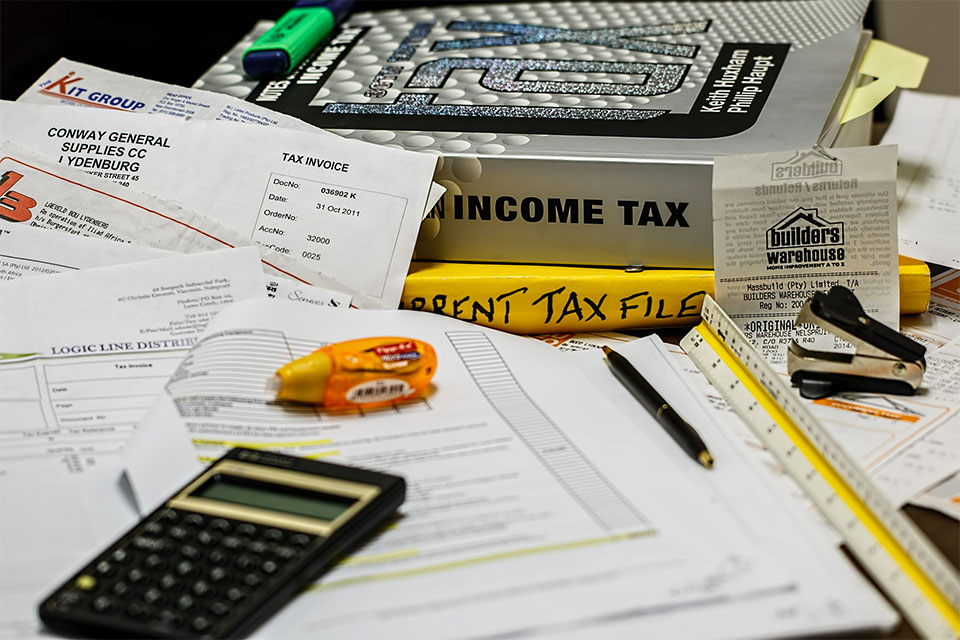 How to Handle a Tax Levy