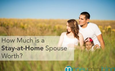 How Much is a Stay-at-Home Spouse Worth?