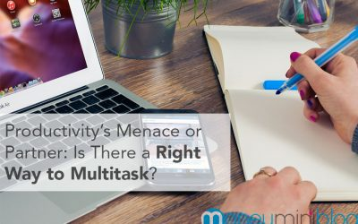 Productivity's Menace or Partner: Is There a Right Way to Multitask?