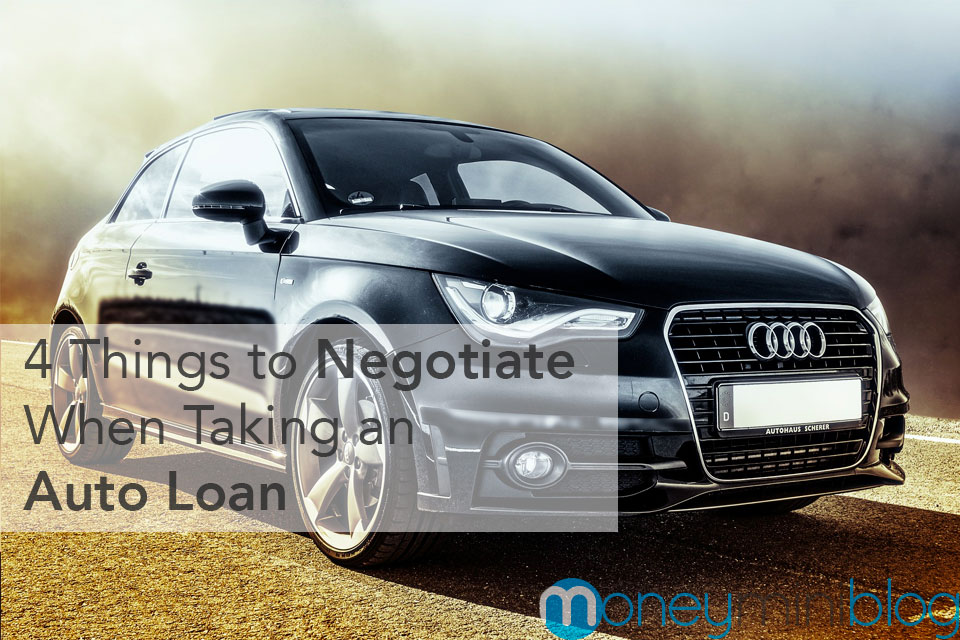 4 Things to Negotiate When Taking an Auto Loan