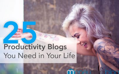 25 Productivity Blogs You Need in Your Life (And Their Best Posts)