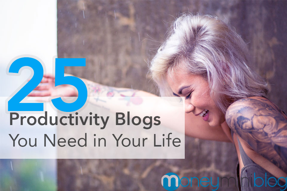 Top 25 Productivity Blogs