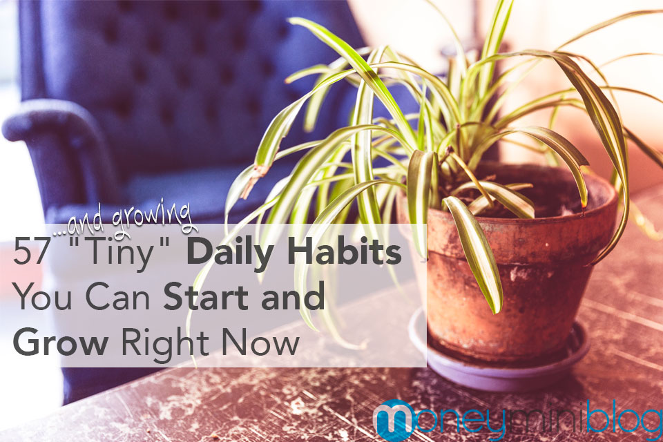 "57 ""Tiny"" Daily Habits You Can Start and Grow Right Now"