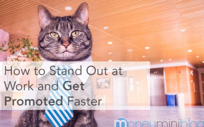 How to Stand Out at Work and Get Promoted Faster