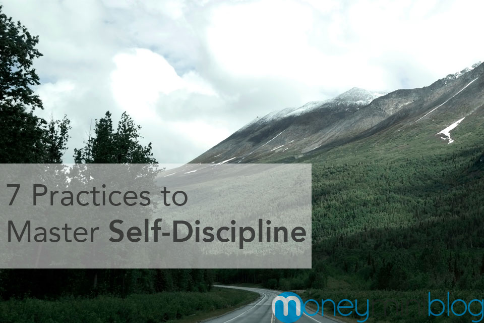 self-discipline habits practices