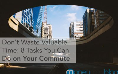 Don't Waste Valuable Time: 8 Tasks You Can Do on Your Commute