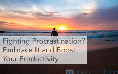 Fighting Procrastination? Embrace It and Boost Your Productivity