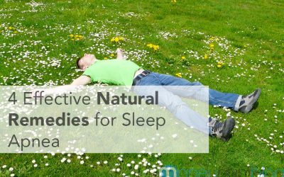4 Effective Natural Remedies for Sleep Apnea