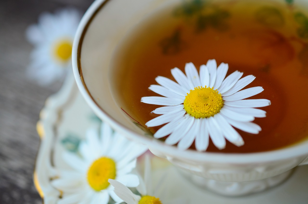 chamomile help sleep