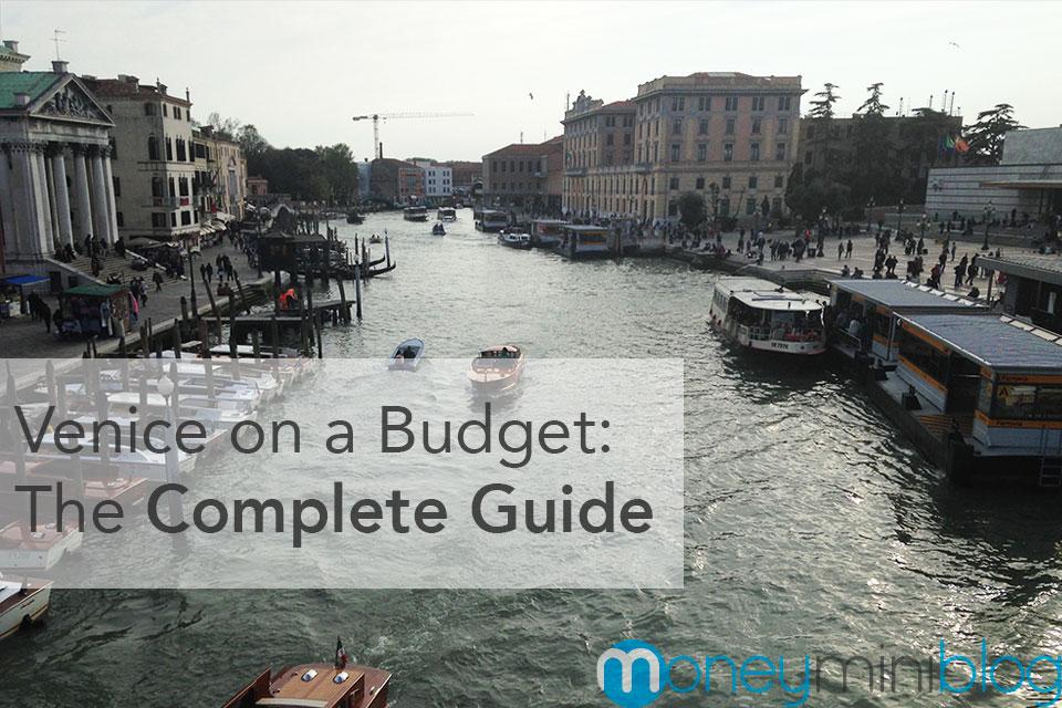 venice budget guide