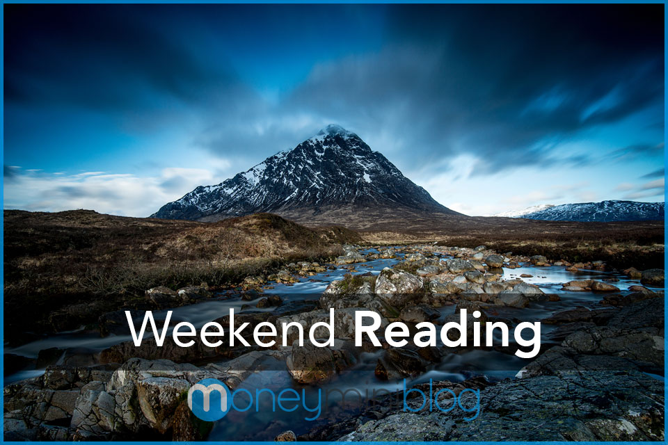 Money and Productivity: Weekend Reading #36