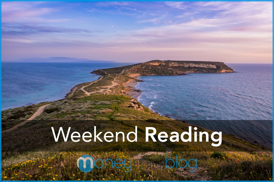 Money and Productivity: Weekend Reading #38
