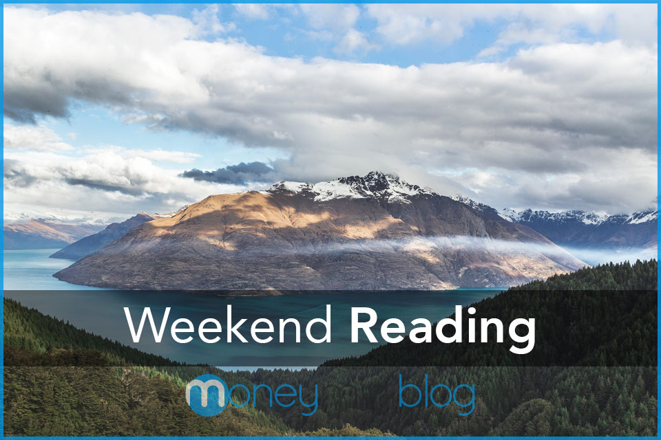 Money and Productivity: Weekend Reading #39