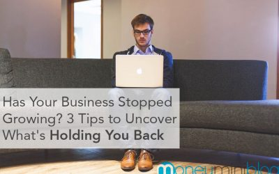 Has Your Business Stopped Growing? 3 Tips to Uncover What's Holding You Back