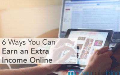 6 Ways You Can Earn an Extra Income Online