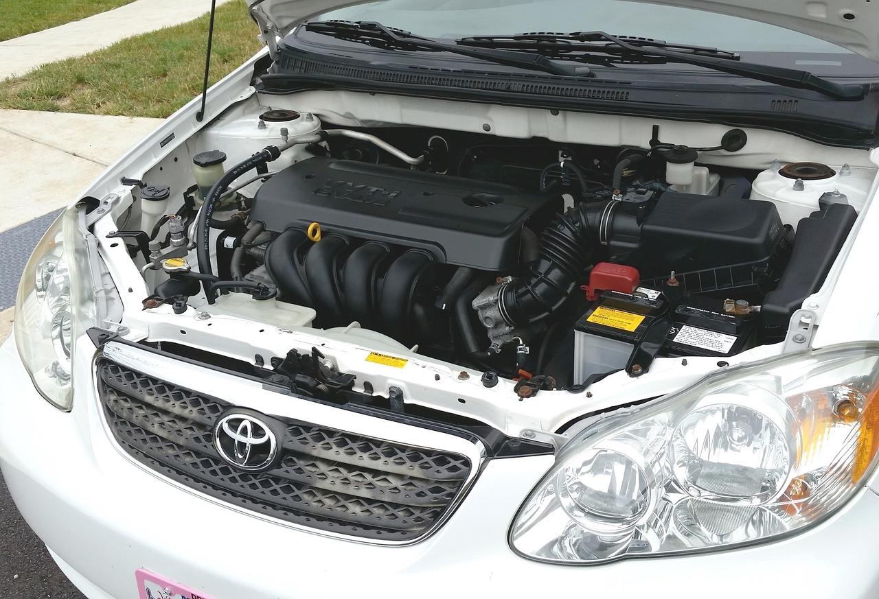 test car battery