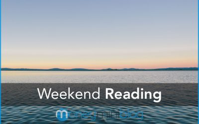 Money and Productivity: Weekend Reading #43