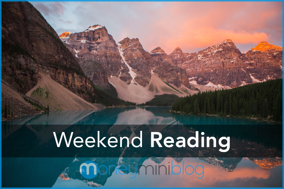 Money and Productivity: Weekend Reading #44