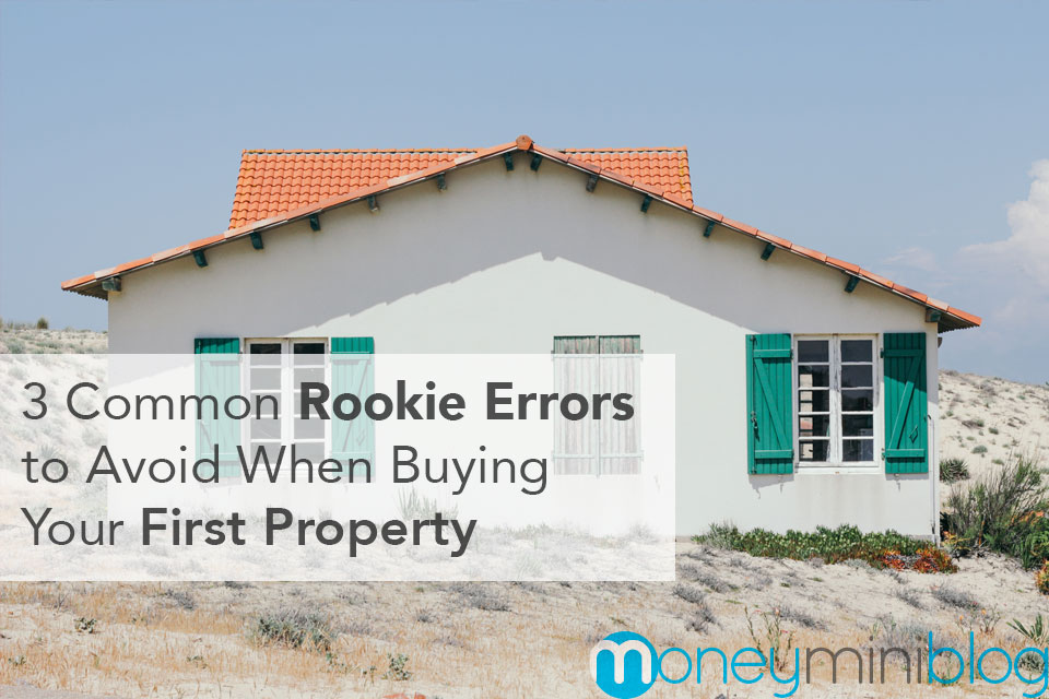 errors first property real estate