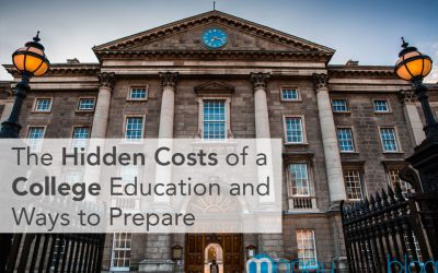 The Hidden Costs of a College Education and Ways to Prepare