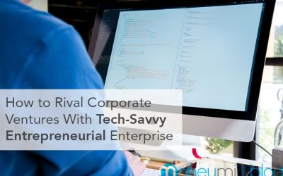 How to Rival Corporate Ventures With Tech-Savvy Entrepreneurial Enterprise