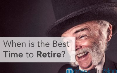 When is the Best Time to Retire?