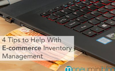 4 Tips to Help With E-commerce Inventory Management