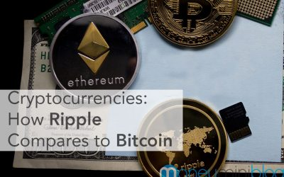 Cryptocurrencies: How Ripple Compares to Bitcoin