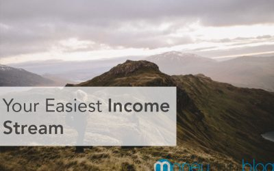Your Easiest Income Stream